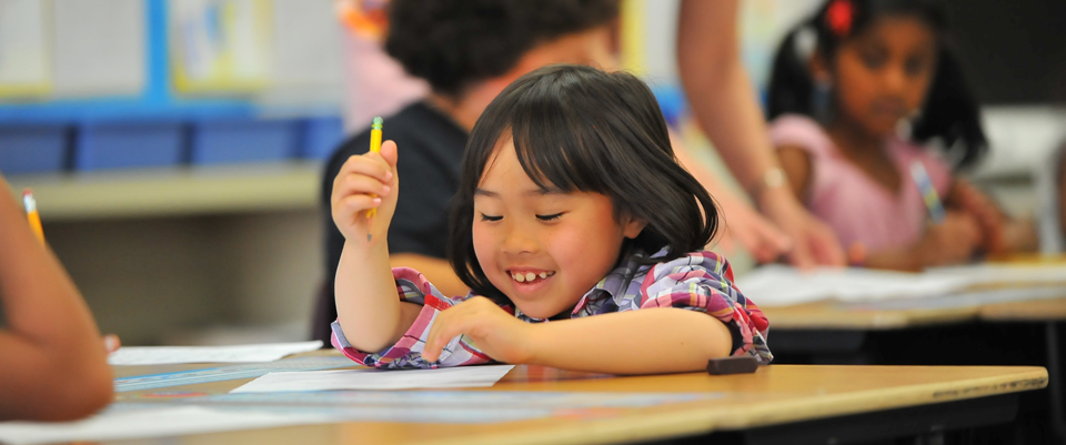 Image of student learning